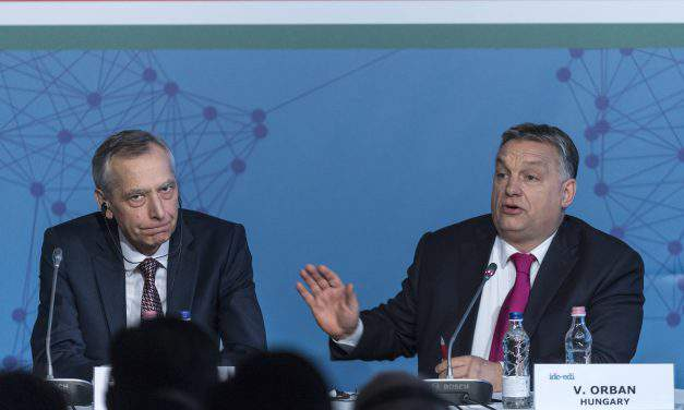 CDI conference in Budapest – Orbán: Identity increasingly in focus of political disputes