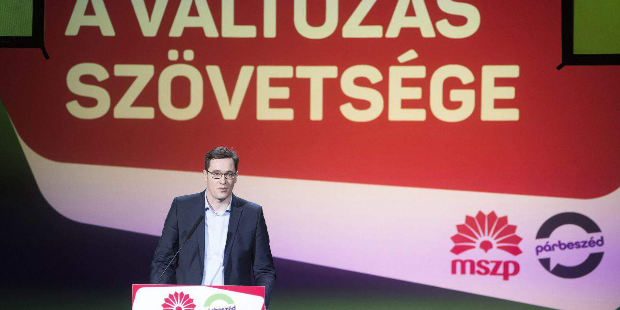 PM candidate Karácsony: Hungarian government ' is a crime syndicate run by Orbán'