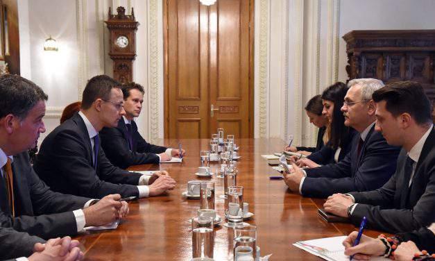 Hungary, Romania agree on gas supplies