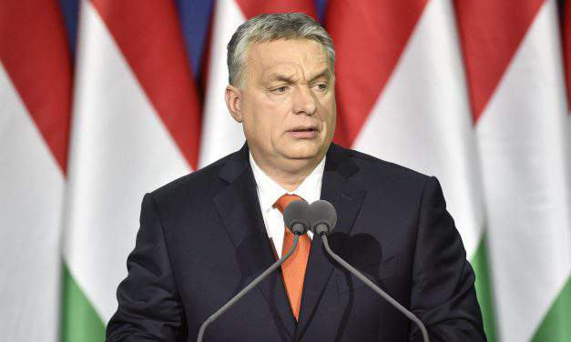Orbán's keynote speech: 'Hungary comes first'