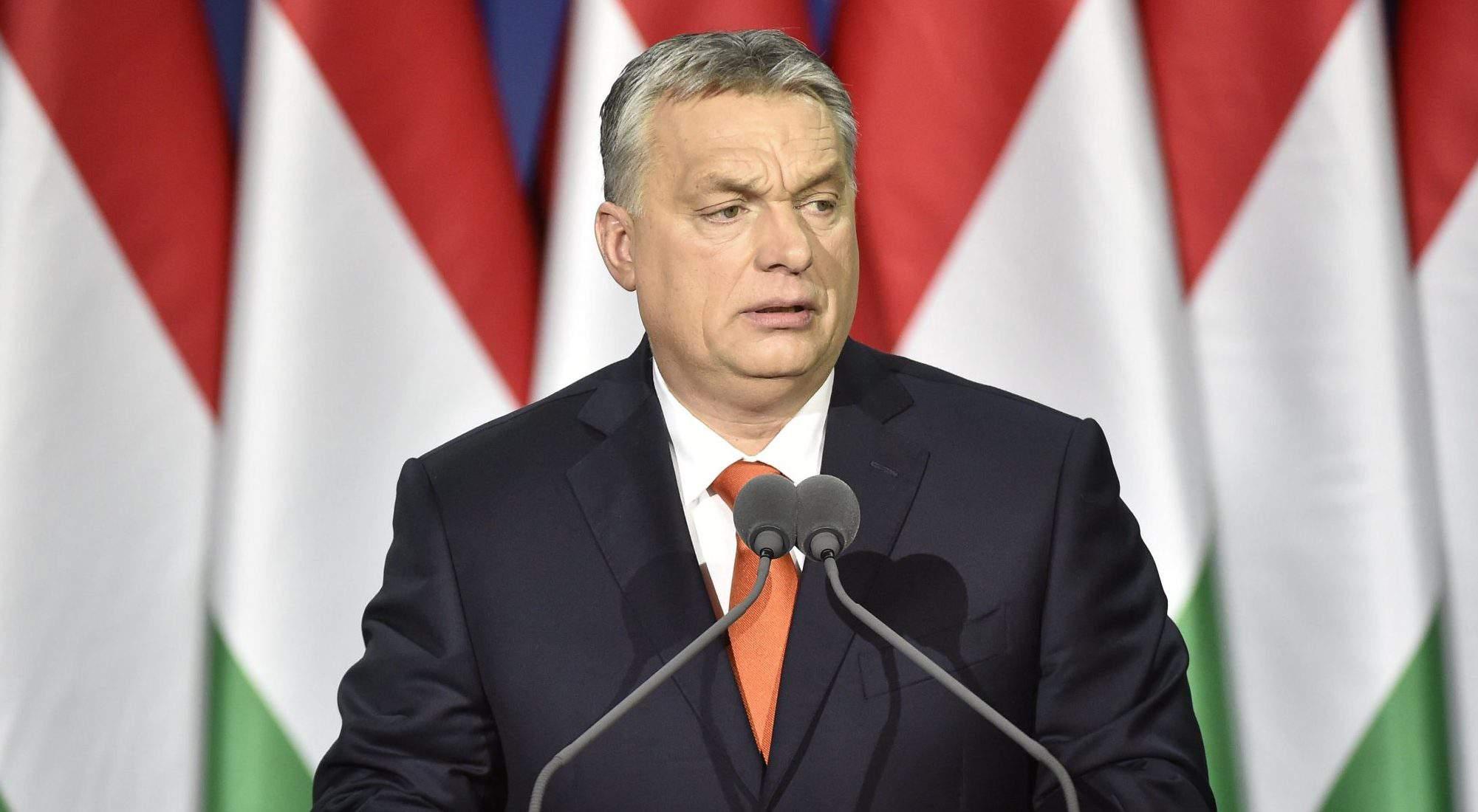 Hungary prime minister Orbán