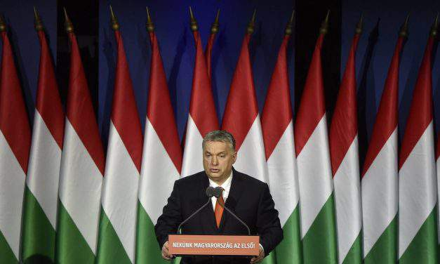 Orbán to top ruling Fidesz-Christian Democrat national list