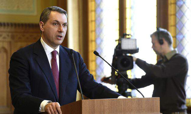 Government Office Chief: Hungary to push to influence UN's migrant package