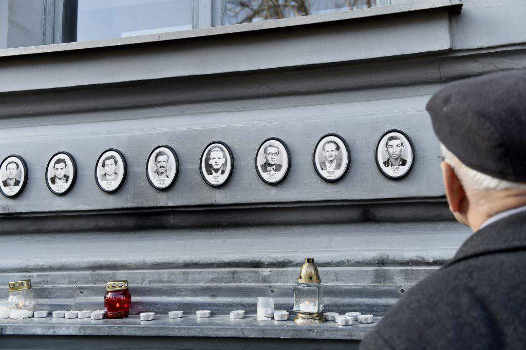 Day of Victims of Communism marked in Hungary: House of Terror