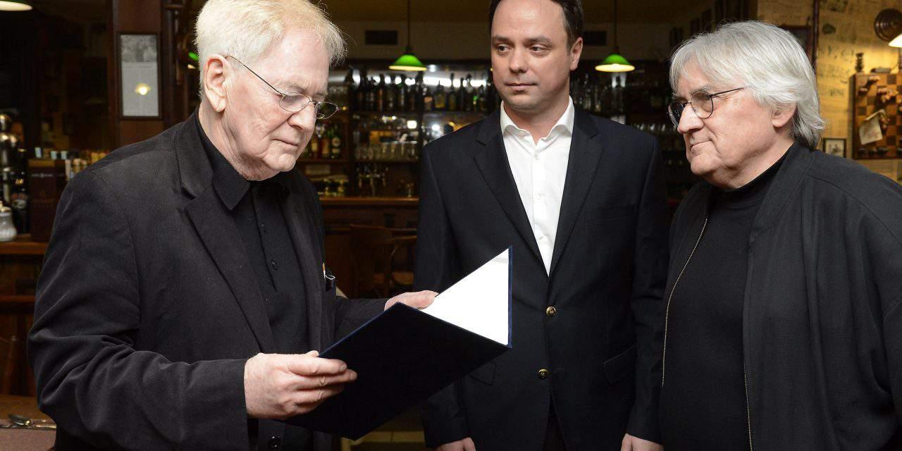 Hungary greets film director István Szabó on 80th birthday