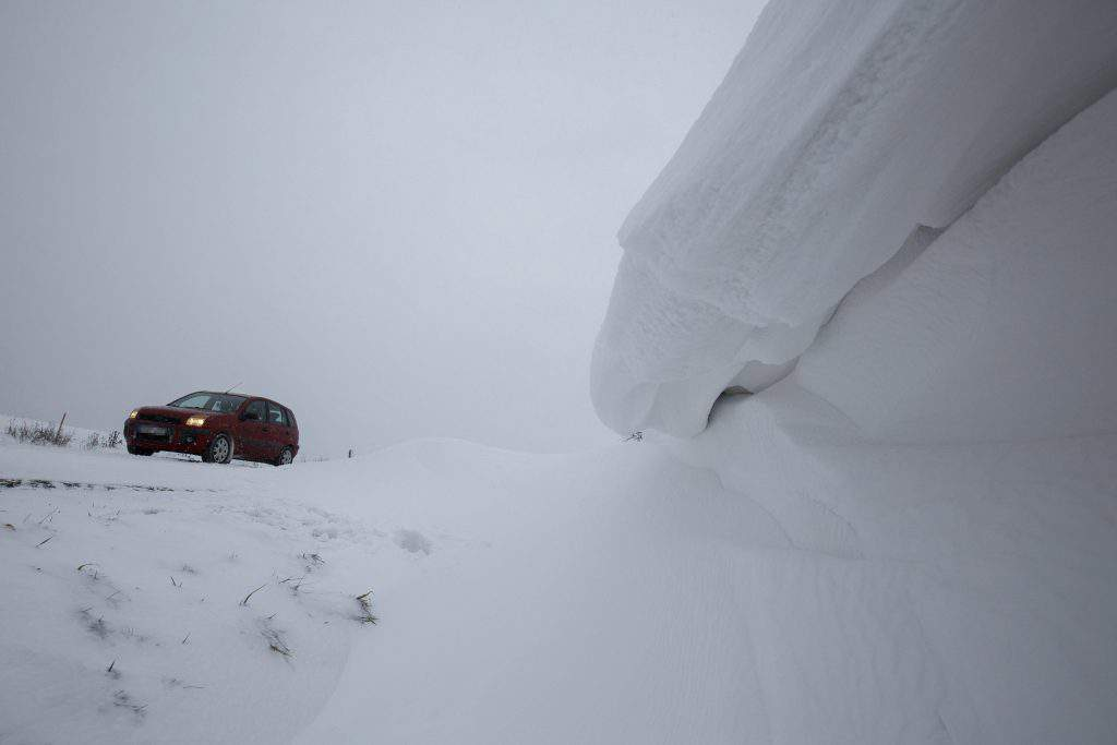 weather snow hungary extreme cold