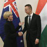 Hungarian FM: Hungary, Australia on same page on migration