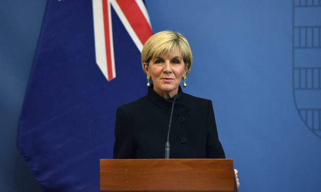 Australian FM: all states have right to set immigration policy