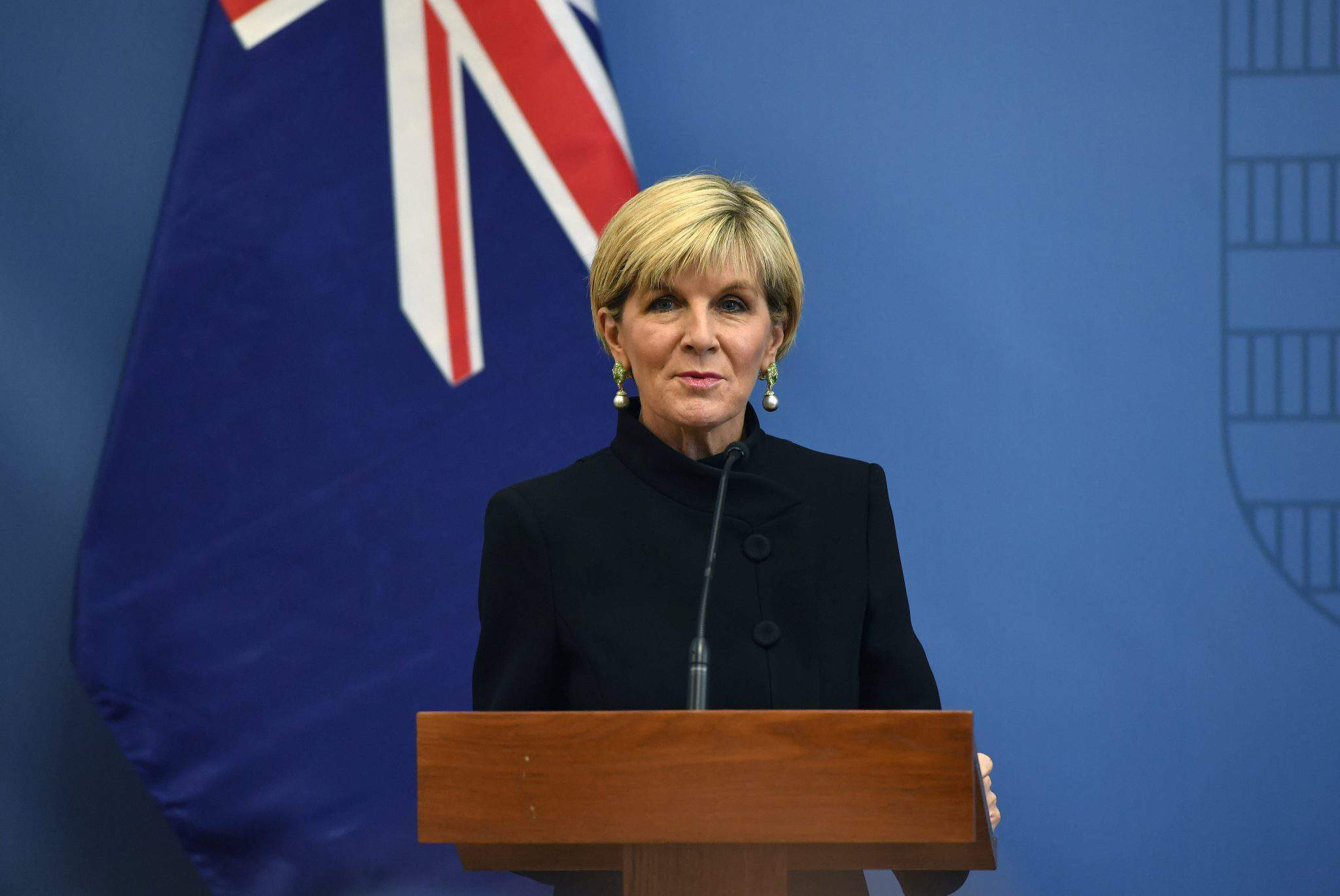 Bishop australia foreign minister