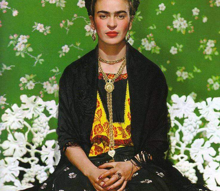 Frida Kahlo exhibition in Hungary for the first time