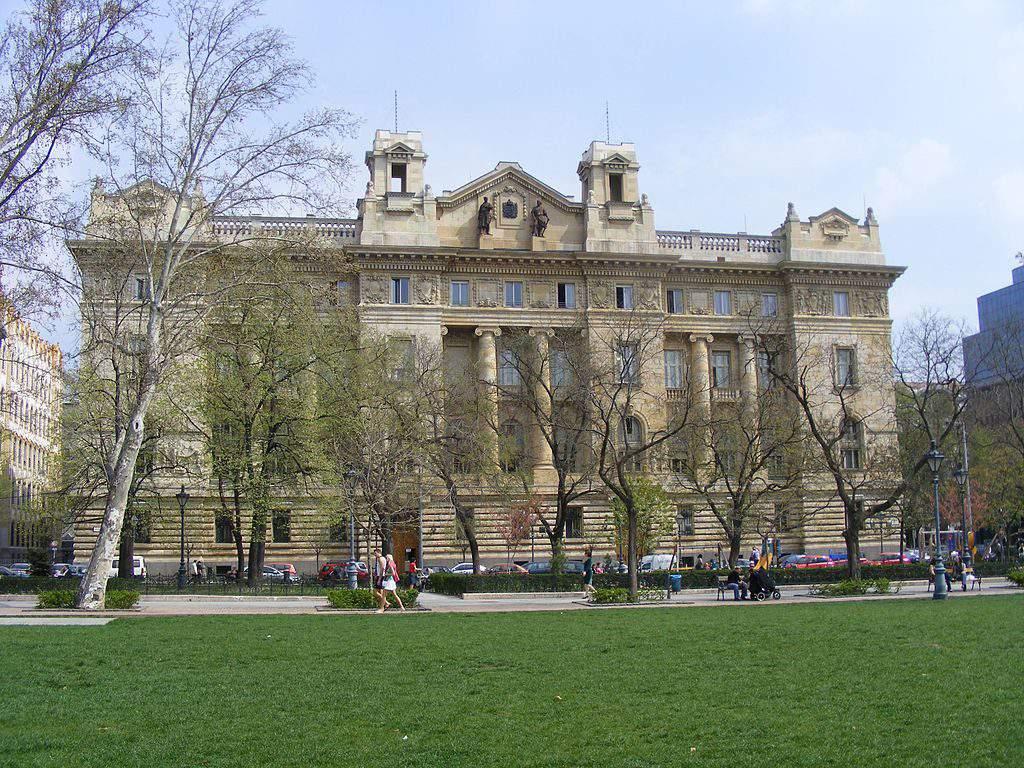 MNB Magyar Nemzeti Bank Hungarian Central Bank bank