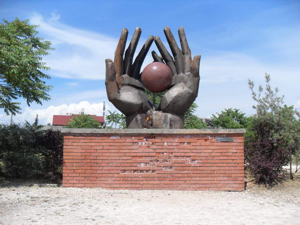 Memento Park communist communism statue
