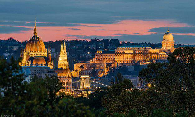 Budapest listed among the best European destinations