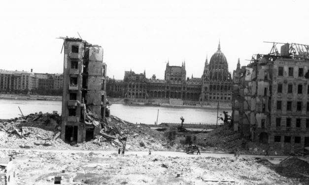 Rising from the debris: this is how Budapest was revived after WWII