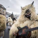Busó festival Busójárás carnival tradition Mohács