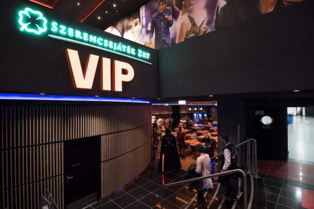 cinema city VIP movie