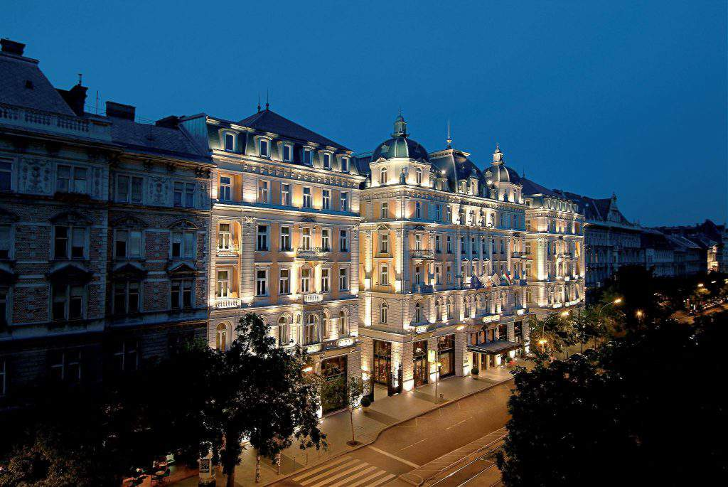 budapest corinthia hotel