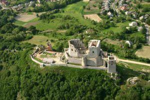 cseszneki vár Castle of Csesznek