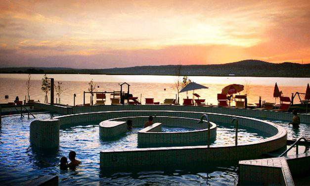 Less known thermal baths in the proximity of Budapest