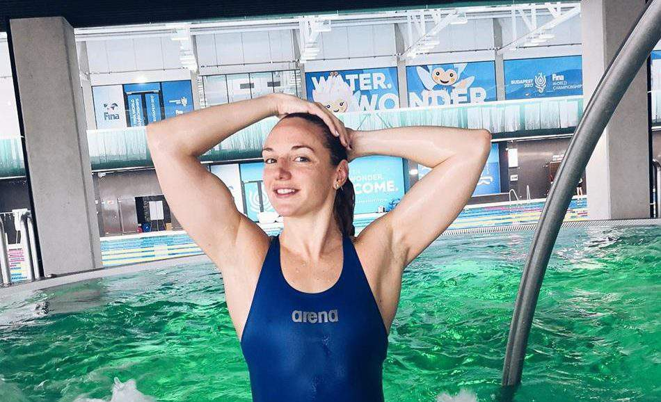 swimmer katinka hosszú