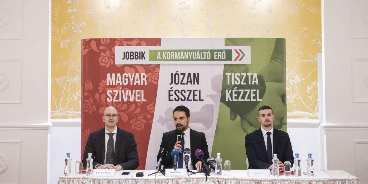 Election 2018 – Jobbik launches manifesto