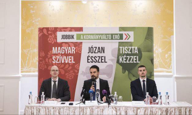 Election 2018 – Jobbik launches manifesto