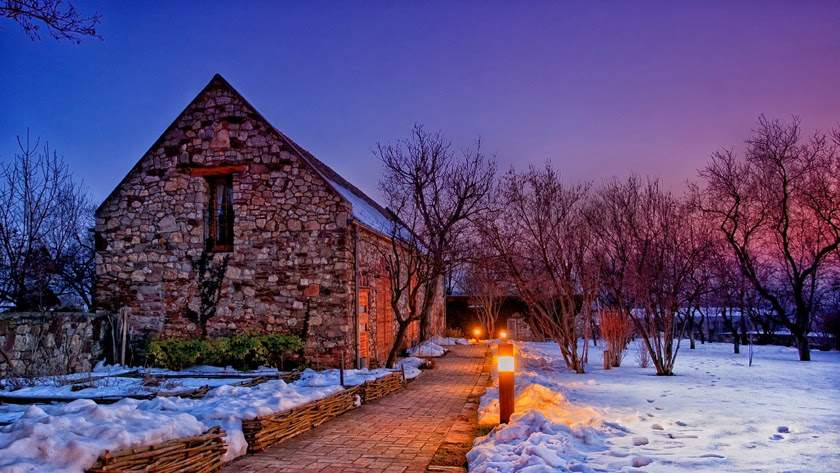 5 Hungarian hideaways for the coldest winter days