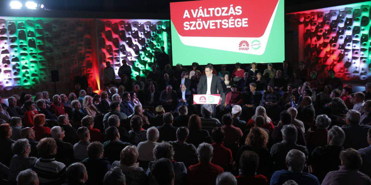 Election 2018: Socialists, Párbeszéd outline programme to curb emigration