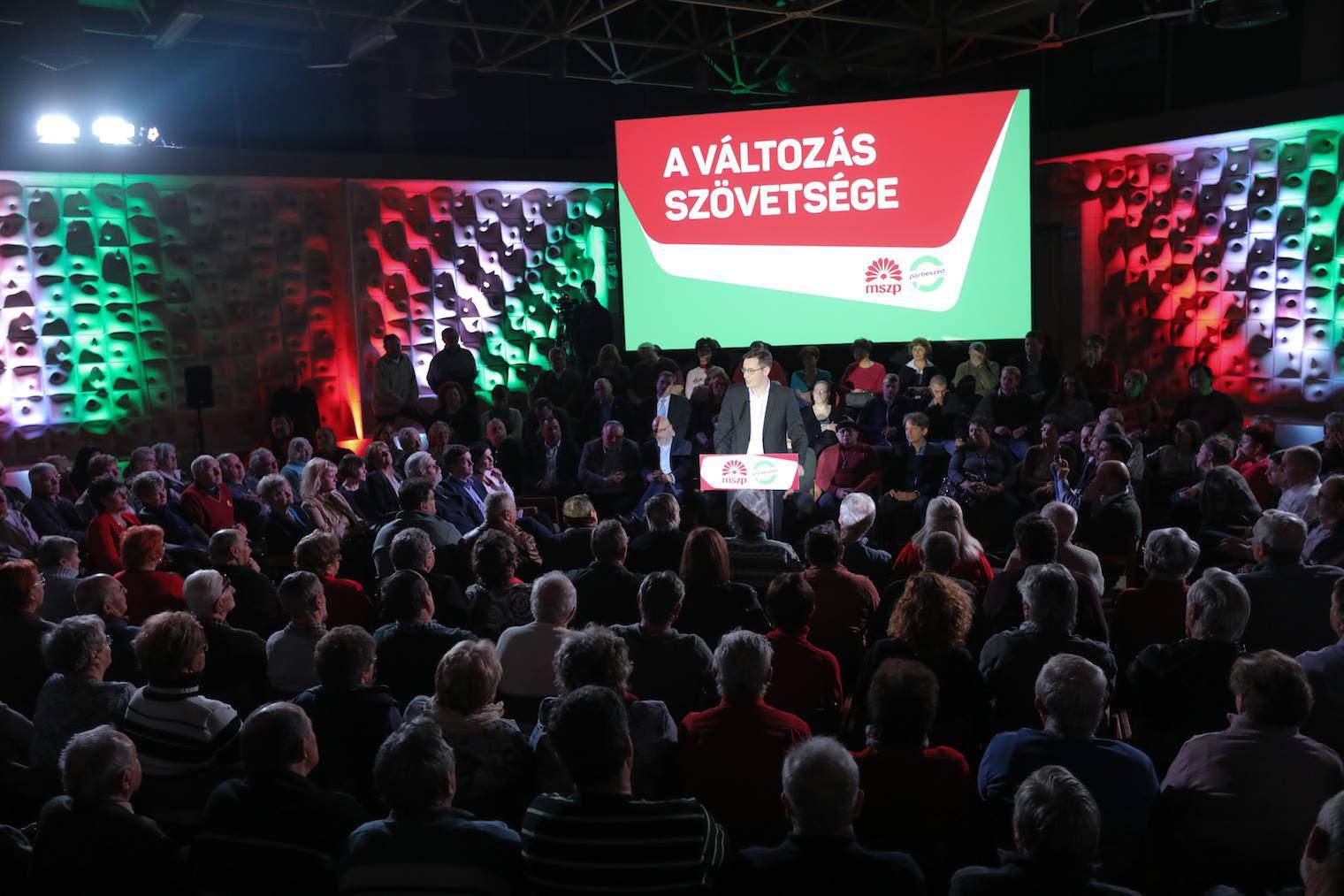 PM candidate Karácsony socialists