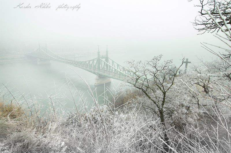 weather winter Budapest photography