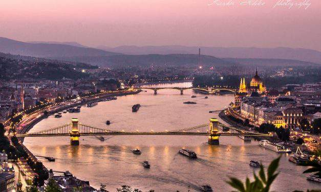 8 places in Budapest for a romantic Valentine's Day dinner