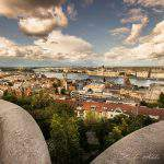 photography Budapest panorama tourism