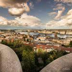 photography Budapest panorama tourism
