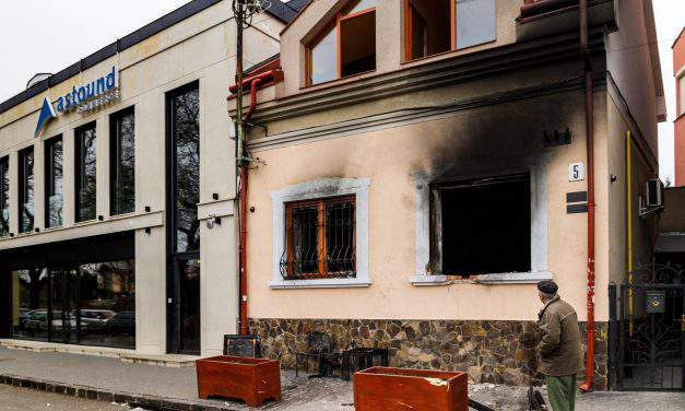 Hungarian FM discusses attack on KMKSZ building in Ukraine with OSCE chief