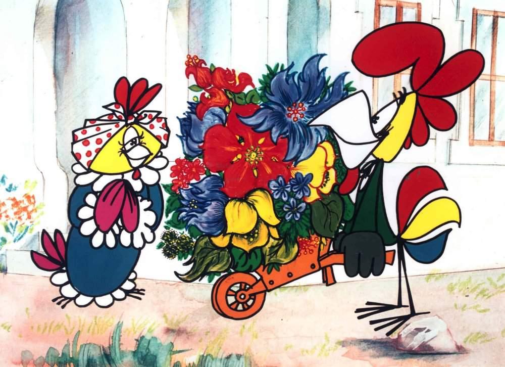 Hungarian movie cartoon popular watch