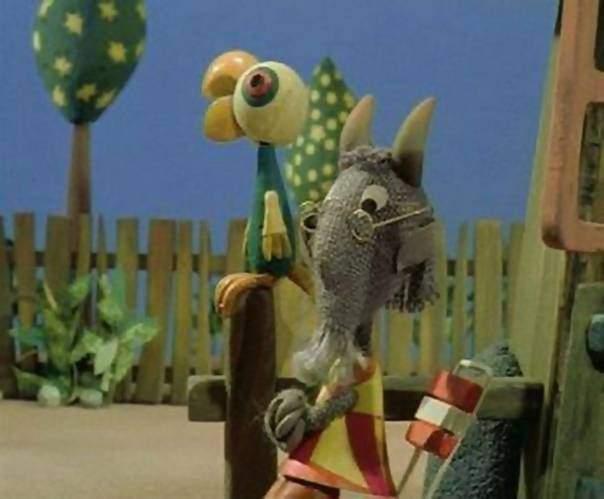 Hungarian movie cartoon popular