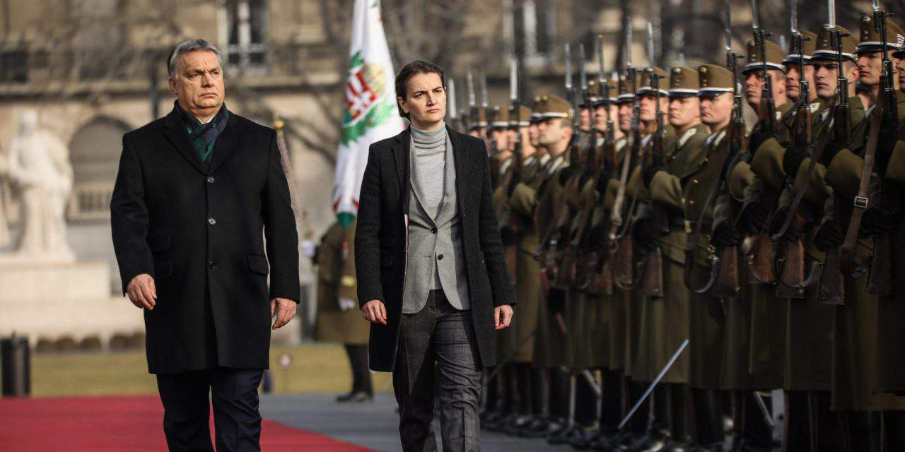 Hungary-Serbia joint government summit gets under way