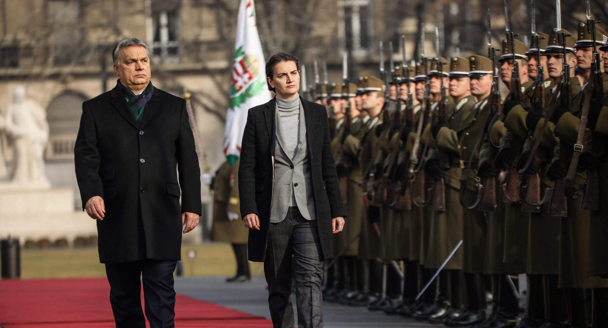 prime minister head of government Serbia