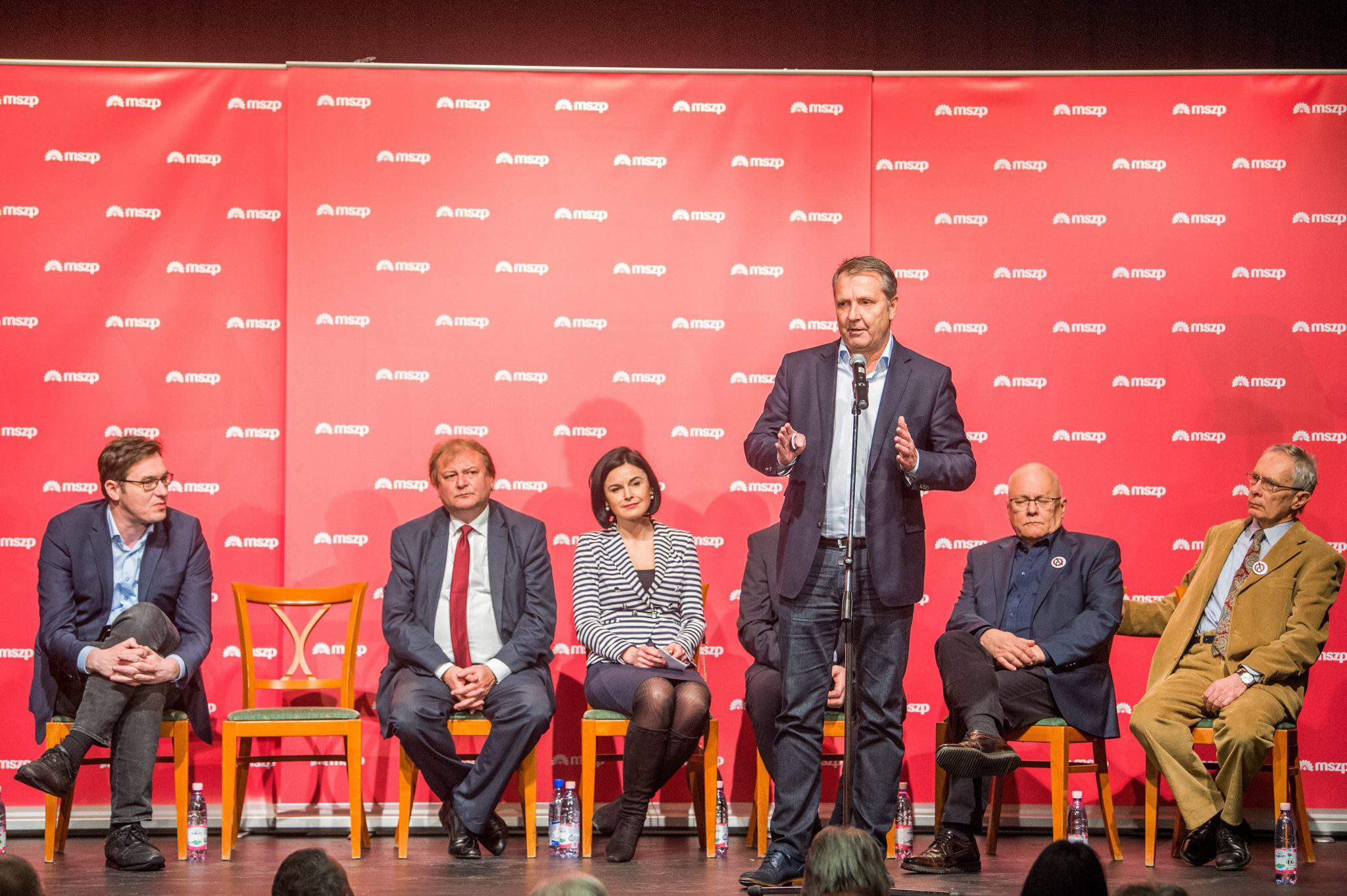 Election2018 opposition Socialists Párbeszéd
