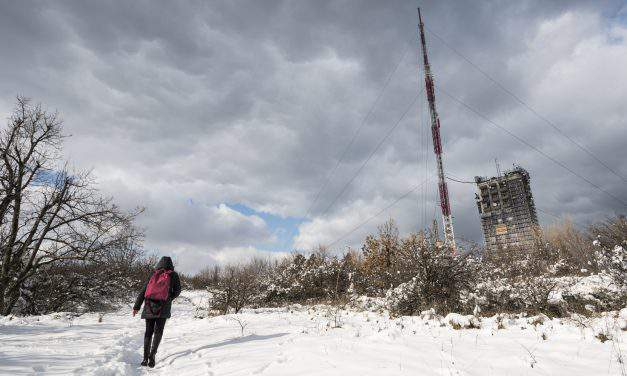 Weather service issues snow alert for most of Hungary