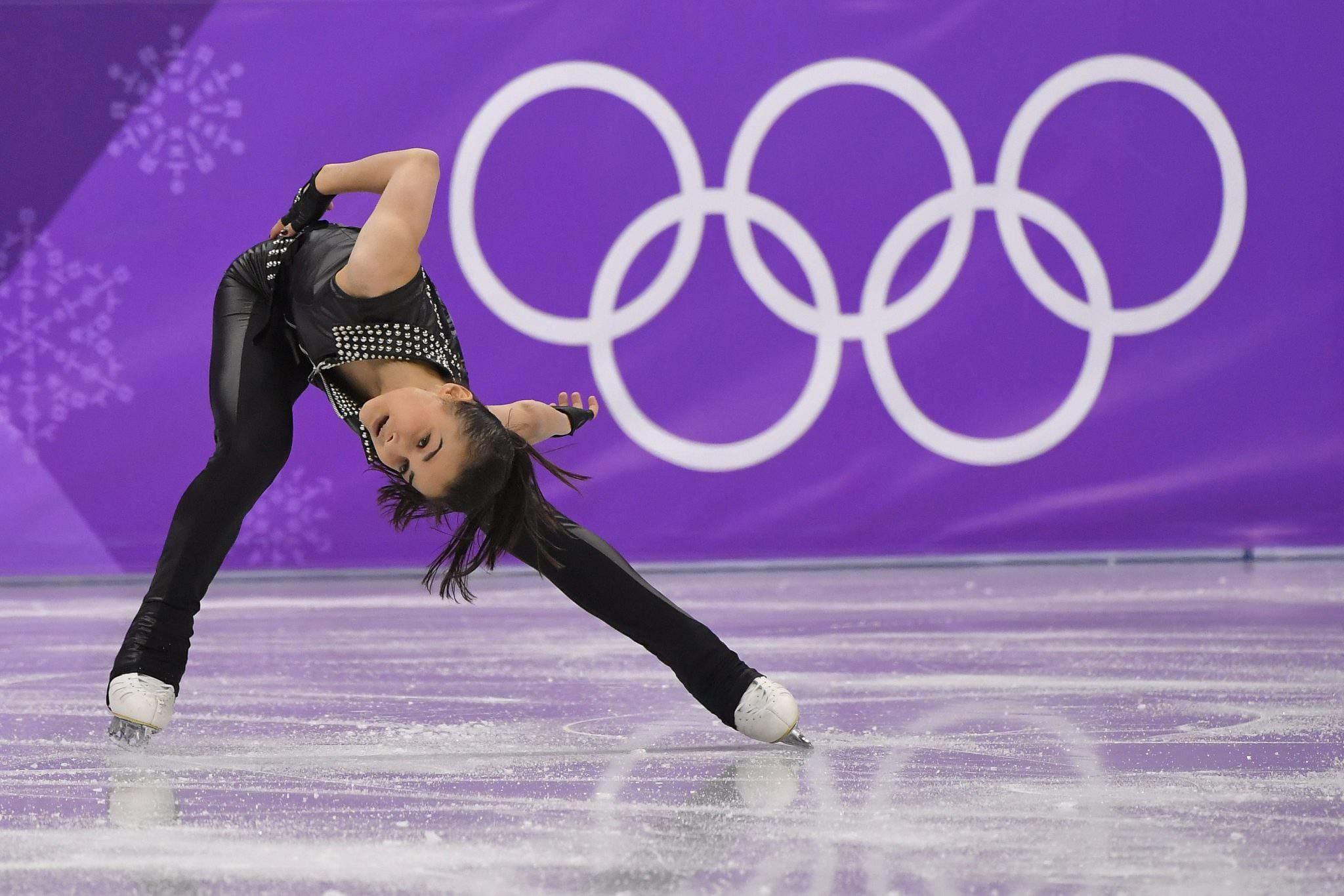 Ivett Tóth figure skating Winter Olympics