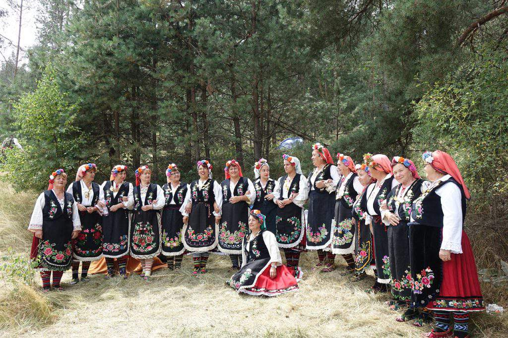 Bulgarian Bulgaria traditional