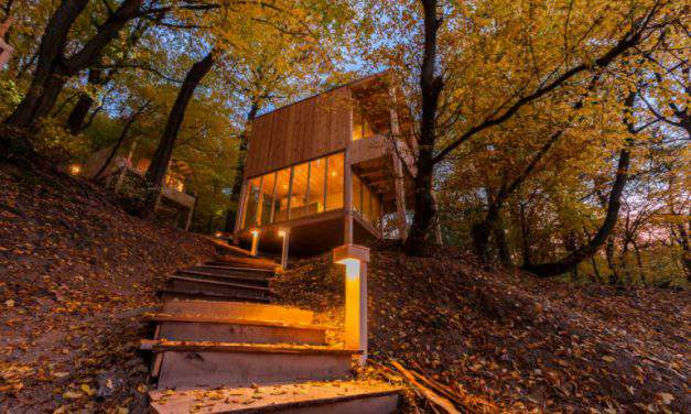 Luxurious and romantic Hungarian lodges in the middle of nowhere – PHOTOS