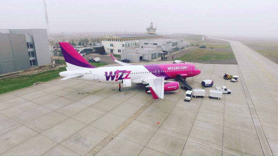 wizz air debrecen airport