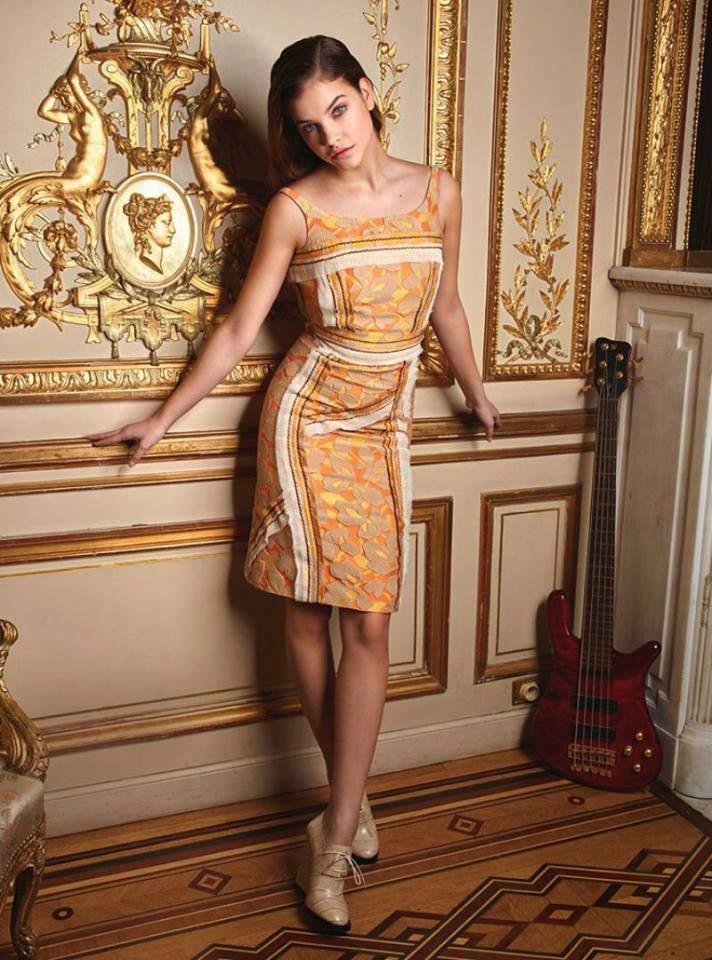 Palvin Barbara model