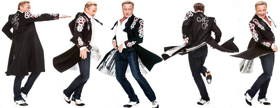Michael Flatley dancer