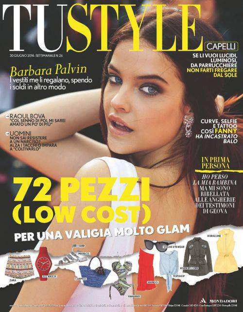 Barbara Palvin model magazine