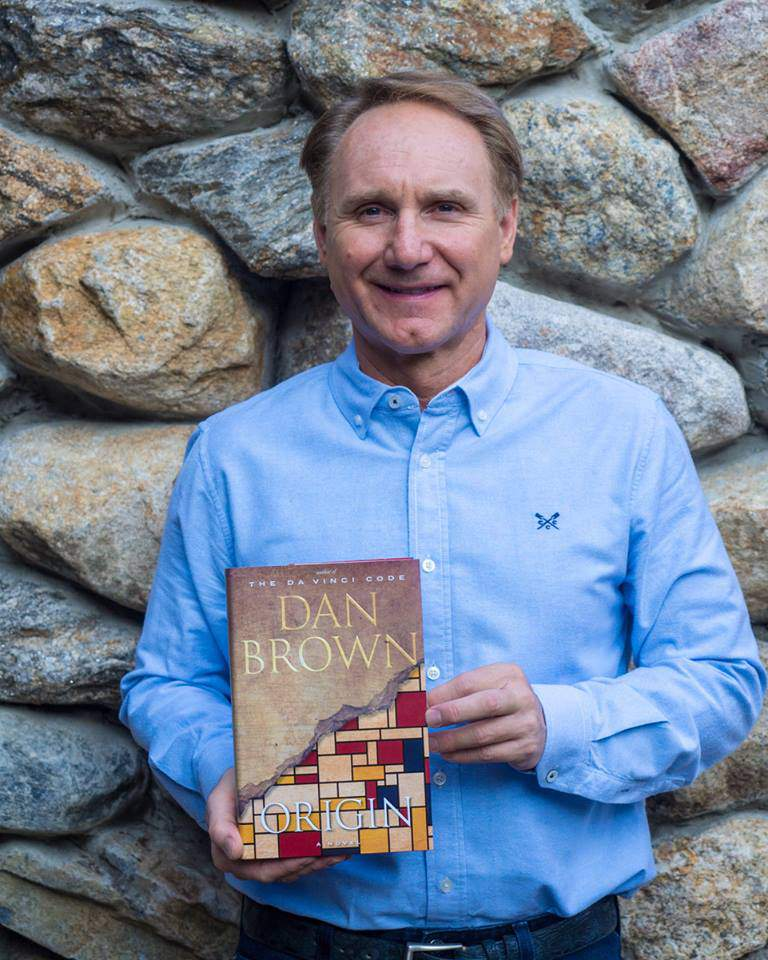 Dan Brown Origin novel book