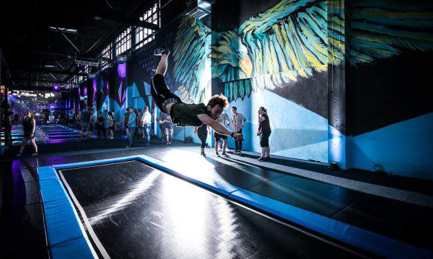 A trampoline park to open in Budapest – PHOTOS