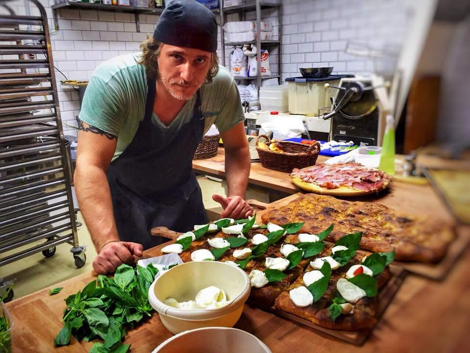 baker pizza competition Szabolcs Szabadfi